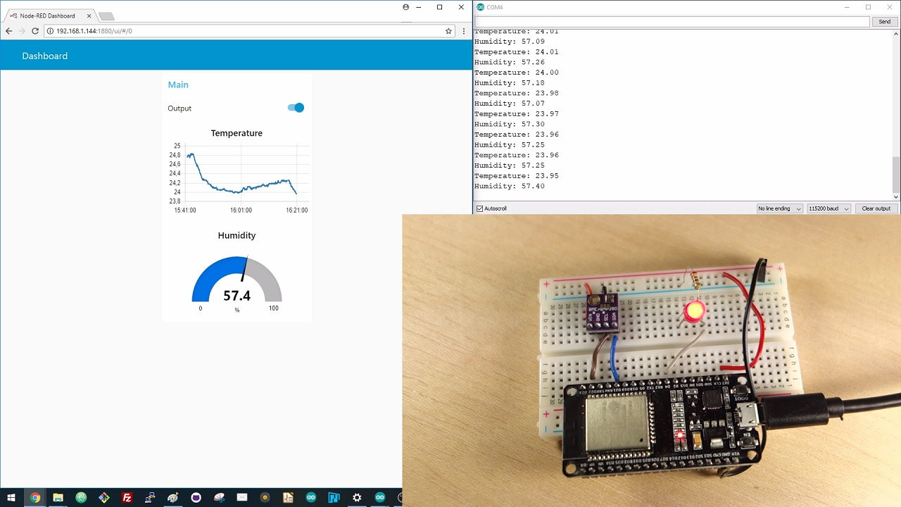 Esp32 Mqtt Publish Subscribe With Arduino Ide Random Nerd Tutorials Square D Pressure Switch Wiring Review Ebooks As An Example Well Bme280 Sensor Readings To The Node Red Dashboard And Control Output Be Programmed Using