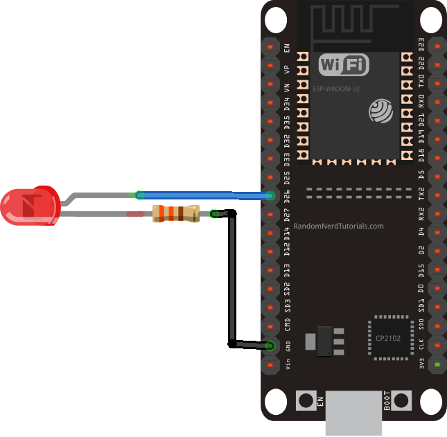 pir sensor wiring diagram vw t4 esp32 with motion using interrupts and timers random note if you ve experienced any issues uploading code to your take a look at the troubleshooting guide