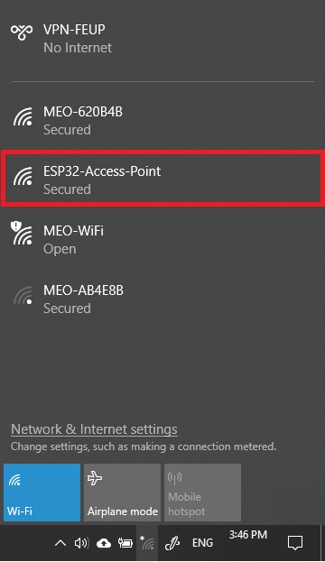 ESP32 Access Point (AP) for Web Server | Random Nerd Tutorials