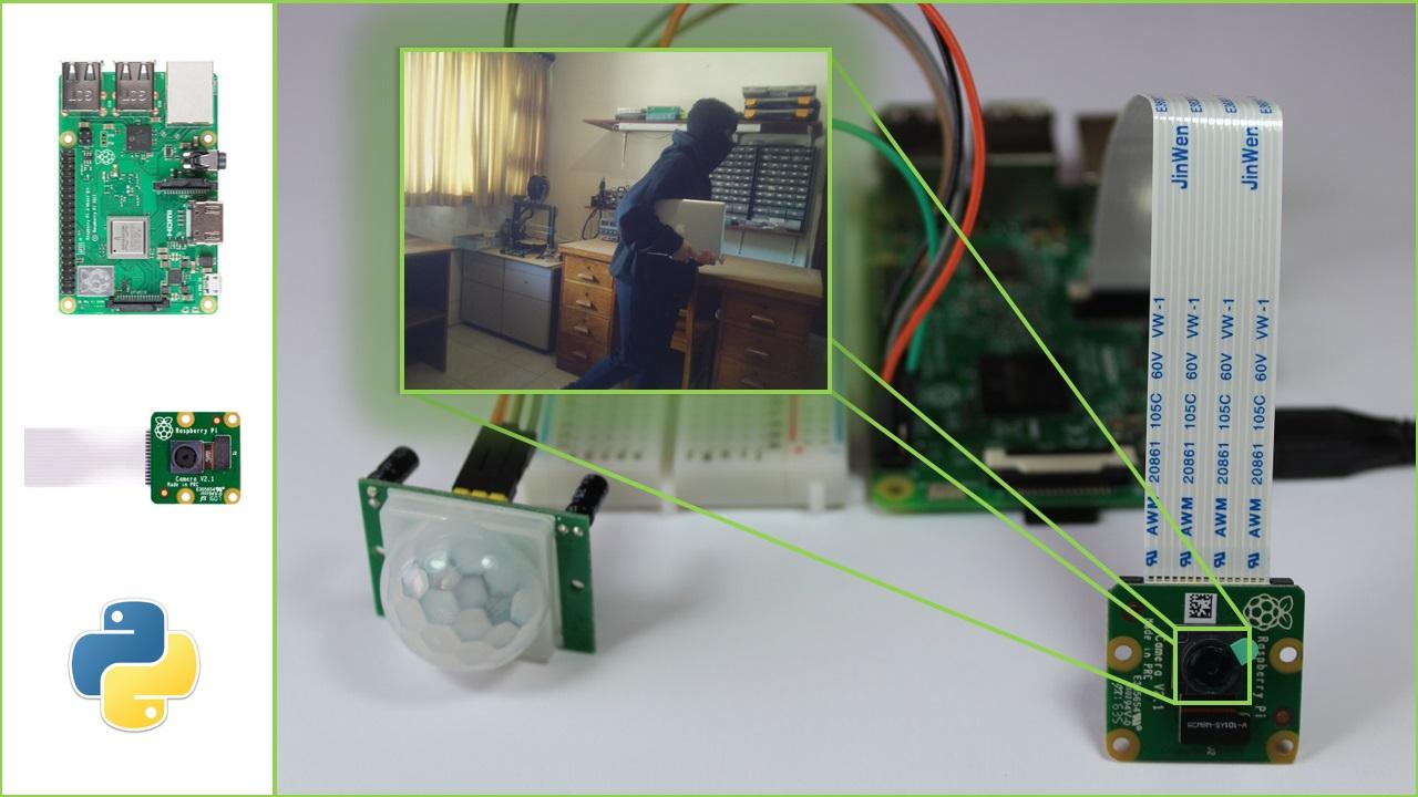 Pir Motion Sensor Circuit Diagram   Raspberry Pi Motion Detector With Photo Capture Random Nerd Tutorials