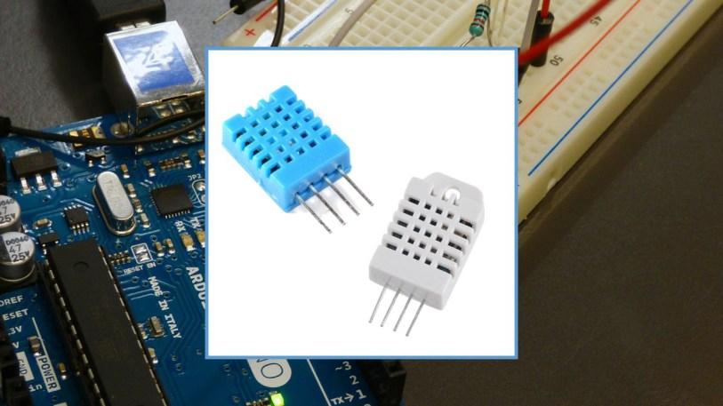 DHT11/DHT22 Sensor with Arduino | Random Nerd Tutorials