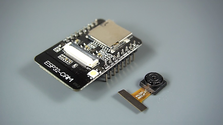ESP32-CAM Video Streaming and Face Recognition with Arduino