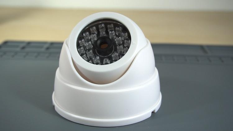 ESP32-CAM camera board fake camera