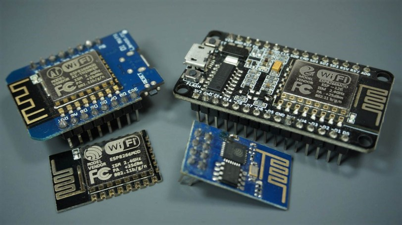 ESP8266 Pinout Reference GPIOs Pins Guide
