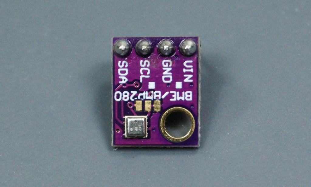 Esp32 With Bme280 Using Arduino Ide  Pressure  Temperature  Humidity