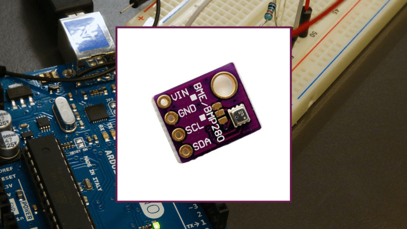 Guide for BME280 Sensor with Arduino Pressure, Temperature, and Humidity