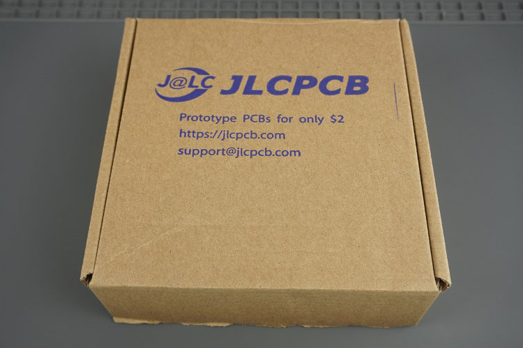 Unboxing Auto Power Off Circuit PCB