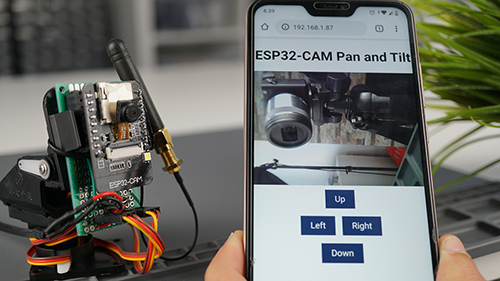 ESP32-CAM Projects eBook Rui Santos Sara Santos Module 4