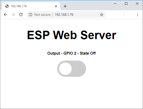 ESP32 ESP8266 NodeMCU Control Outputs with Web Server and a Physical Button Simultaneously Turn Off