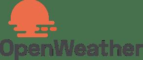 OpenWeatherMap API logo