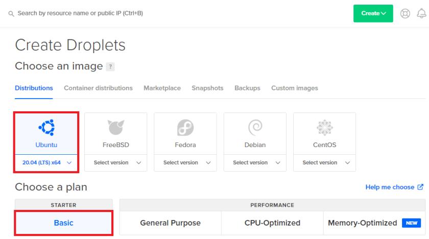 Digital Ocean VPN Droplet Linux Ubuntu Mosquitto MQTT Broker