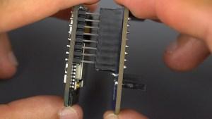 ESP32-CAM Shield PCB Stack to AI Thinker Module