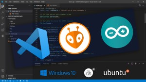 Getting Started with VS Code and PlatformIO IDE for ESP32 and NodeMCU ESP8266 boards: Windows Mac OS X Linux Ubuntu