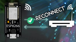 Resolved ESP8266 NodeMCU Reconnect to Wi-Fi After Connection is Lost