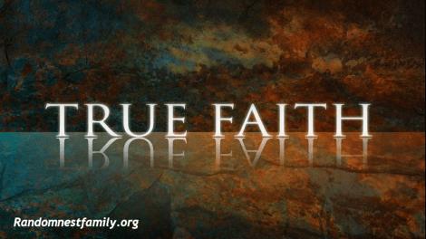 True faith_ Trust at Randomnestfamily