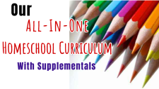 Our All-In-One Homeschool Curriculum
