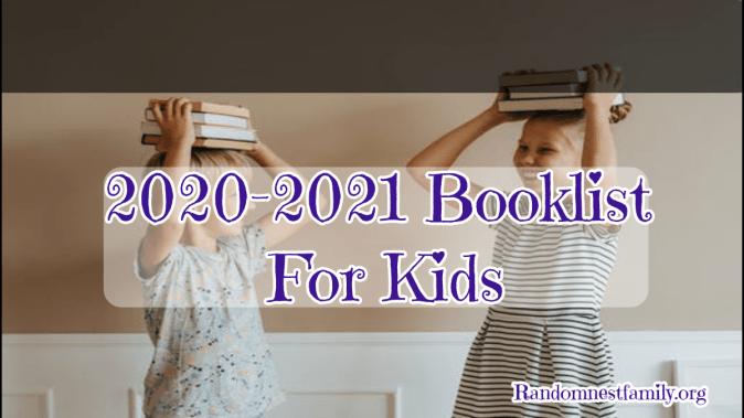Randomnestfamily.org, kids with books on their heads