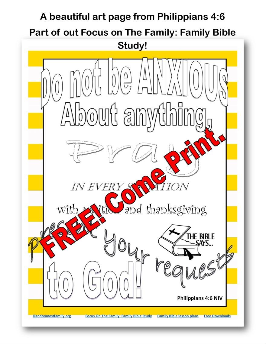 Philippians 4_6 preview @randomnestfamily