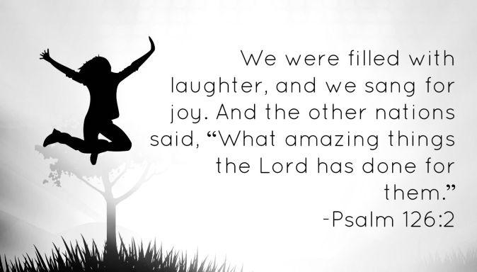 Psalms 126:2 @ Randomnestfamily.org