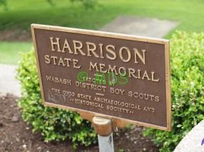 William Henry Harrison Tomb