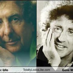 Kitchen Prep Station Countertops Tll Classics: Eric Idle Totally Looks Like Gene Wilder ...