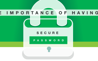 The Importance Of Having A Secure Password [INFOGRAPHIC]