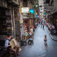 """The People's Laneway"" of Melbourne"