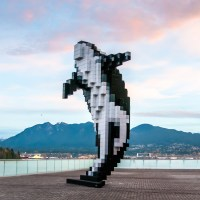 Digital Orca of Vancouver