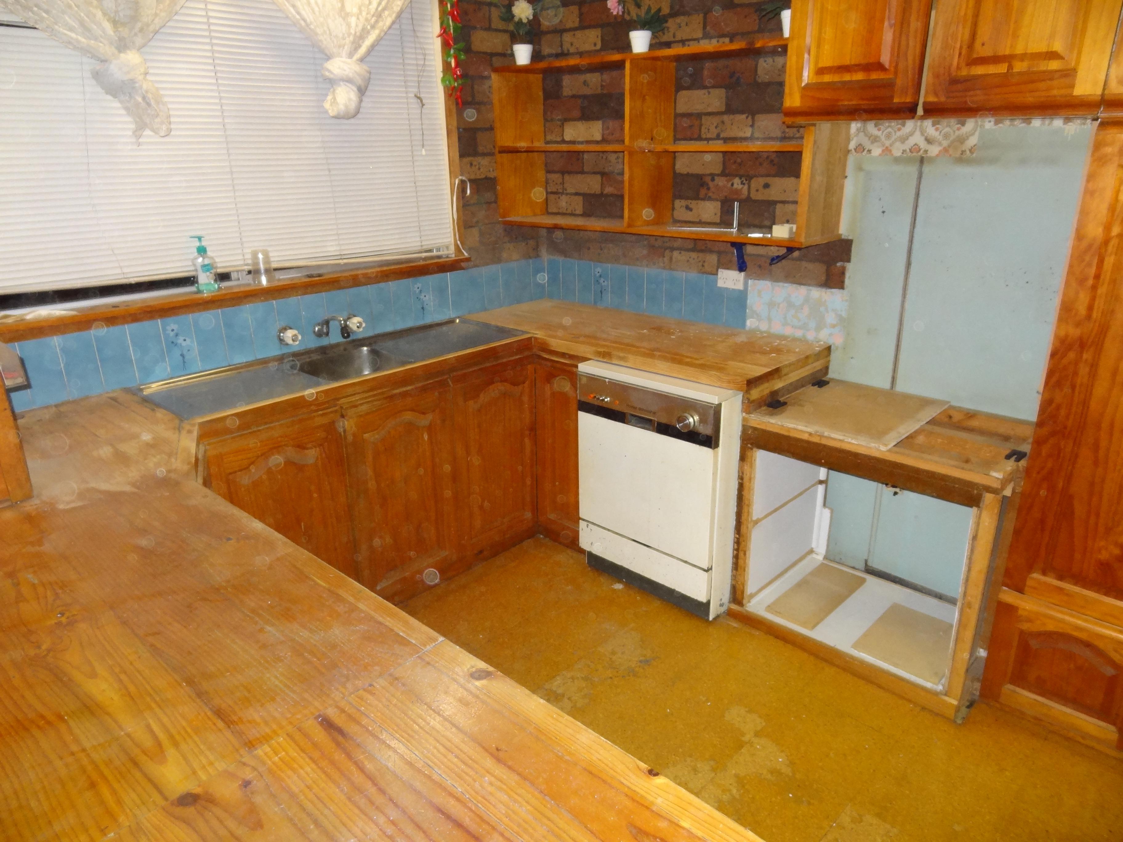 Kitchen Upgrade 1