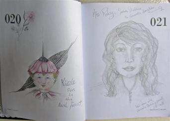 Kiaala and Miss Ruby 20-21