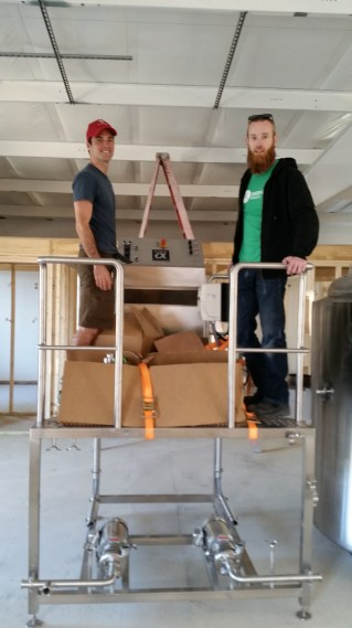 Brewing Platform (Matt and Kevin)
