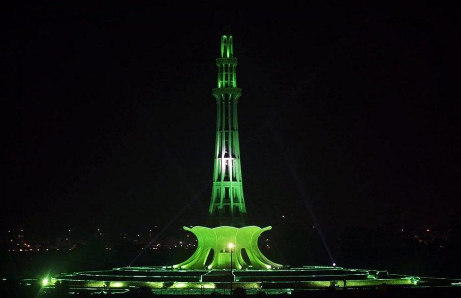 14 august pakistan