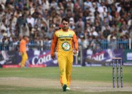 Rashid Khan Crickter