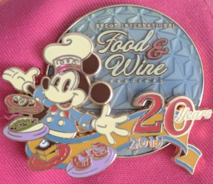 20 years of Food & Wine! I will def be going back for more!