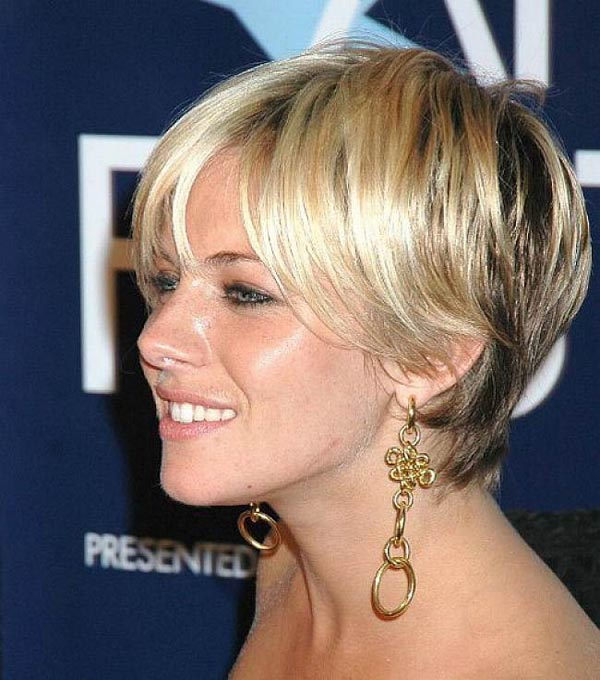 Latest Short Hairstyles For Women 2014 Random Talks