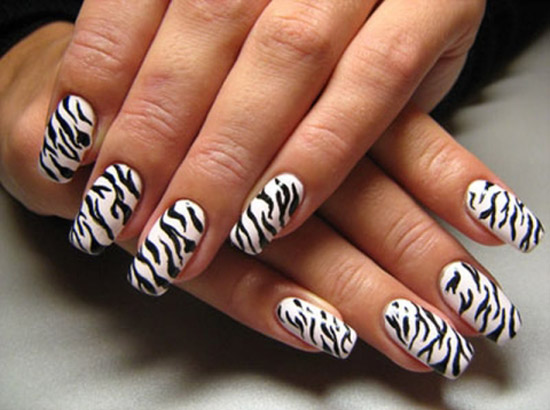 30 Spectacular Nail Design Ideas and Nail Arts with