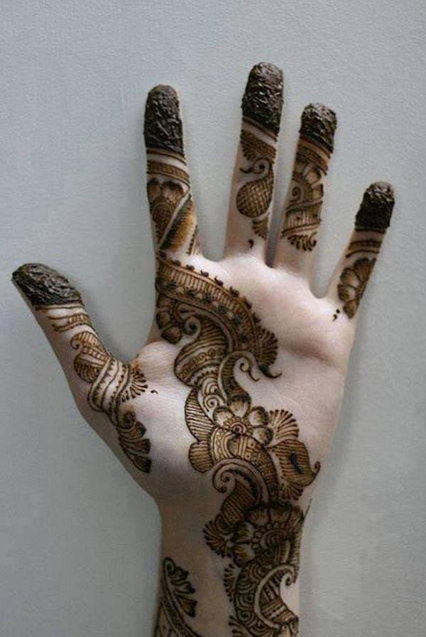 25 Awesome Mehndi Designs For Hands Random Talks