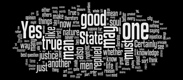 wordcloud inverted