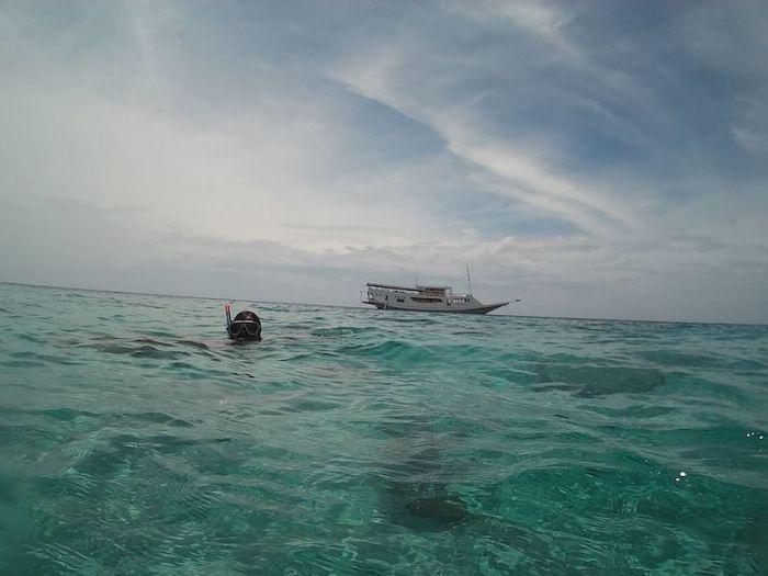 Snorkel en Mojo Island