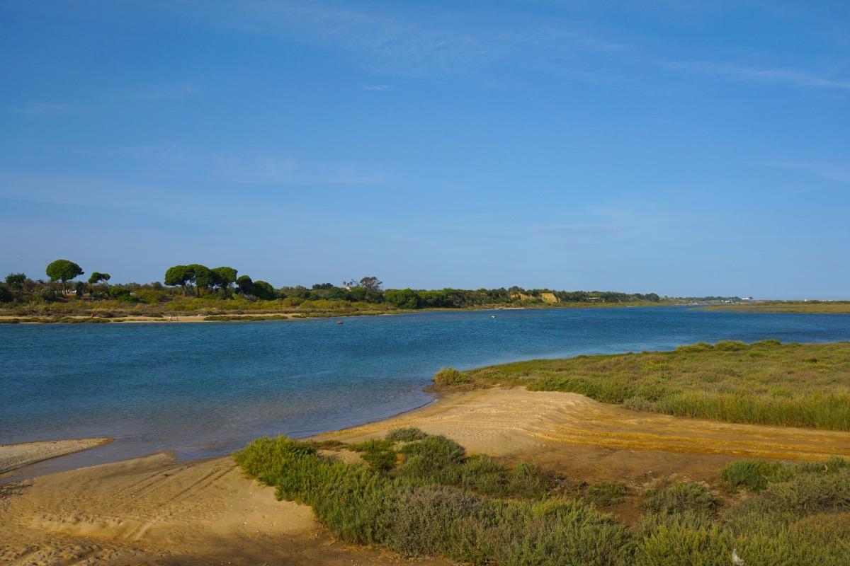 Ría Formosa desde Cabanas