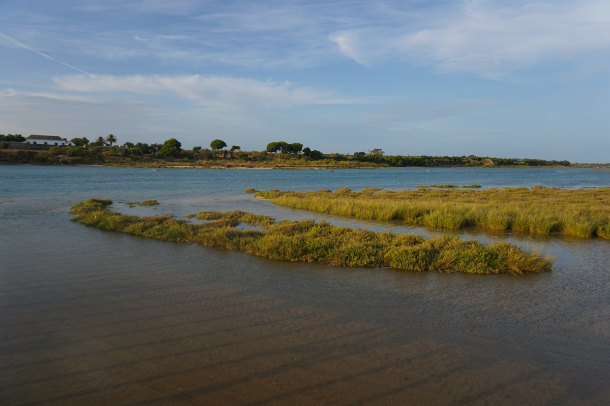 Cabanas, Parque Natural da Ría Formosa