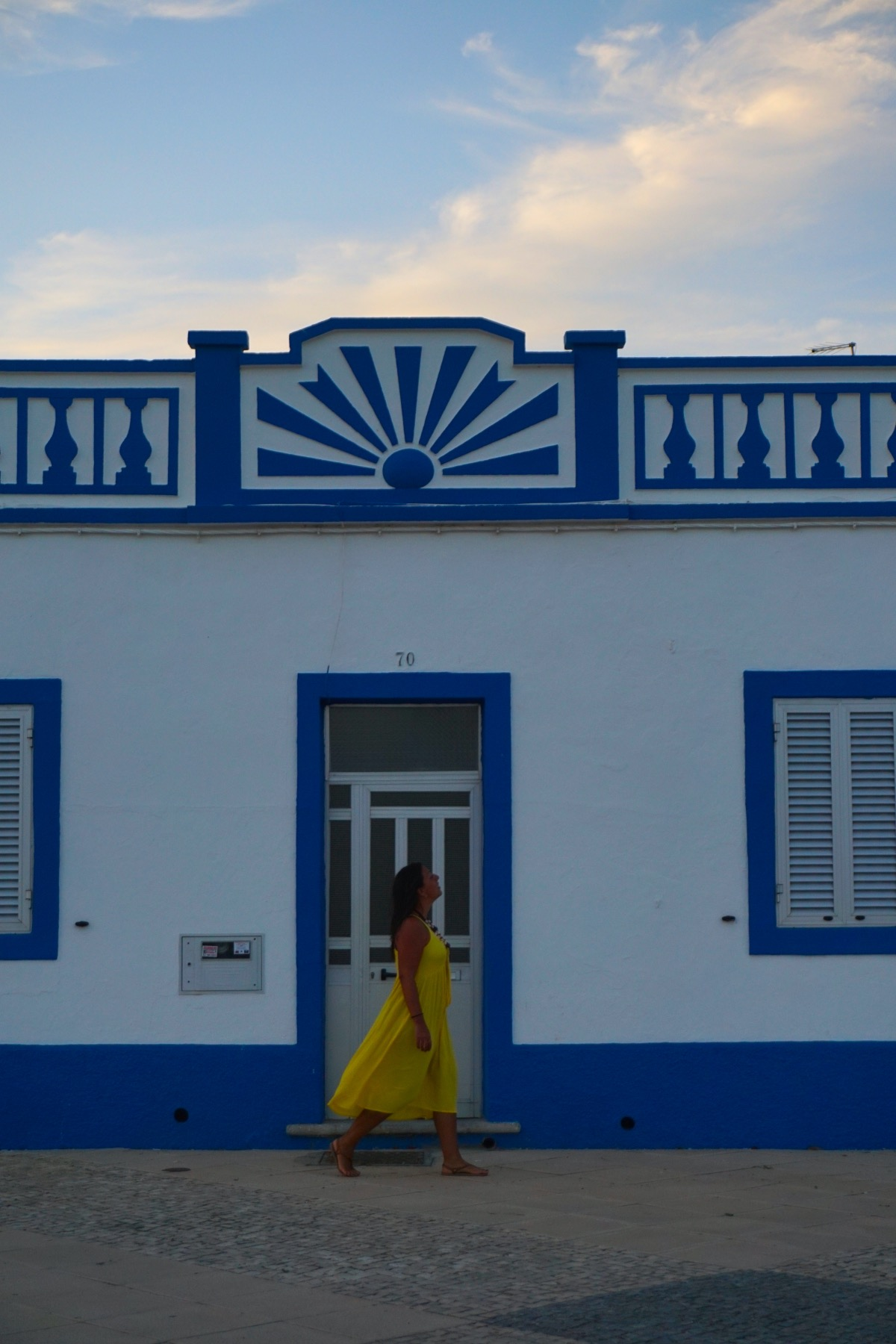 Santa Luzia es ideal para acabar un día de playa