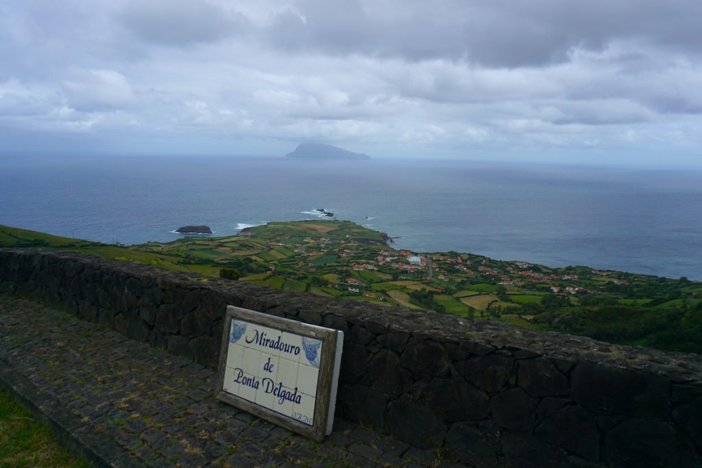 Miradouro de Ponta Delgada