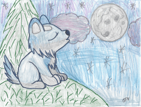 howling-at-the-moon