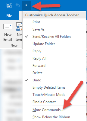 Outlook 2016 Update : outlook, update, Outlook, Office, Arrange, Missing,, Disappeared, WORKAROUND, Random, Windows, Fixes