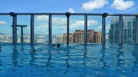 Getting WET @ W Hong Kong - Hotel Review