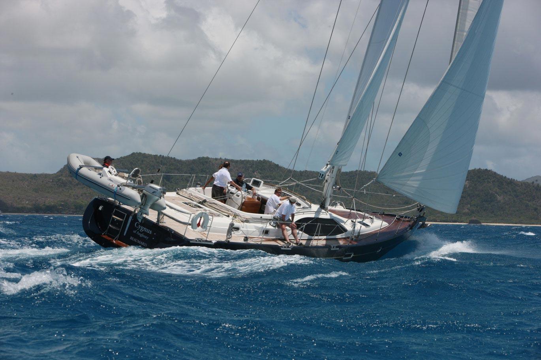 sailing yacht models