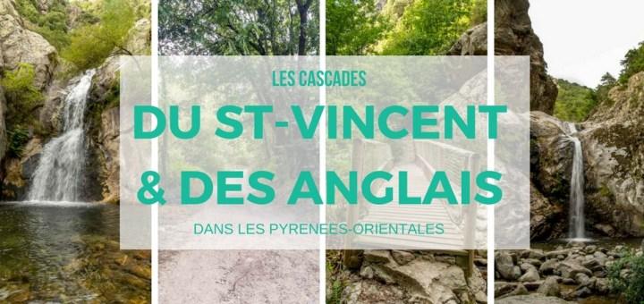 Topo randonnée des Cascades du Saint-Vincent et des Anglais