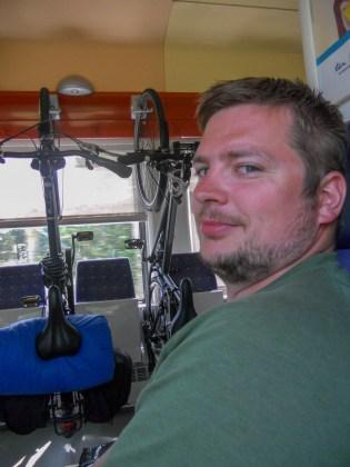 vélo dans train