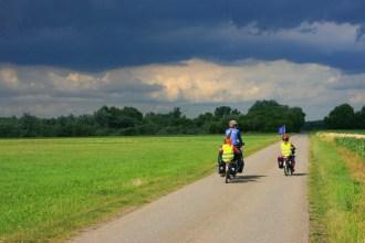 Loire à Vélo en famille